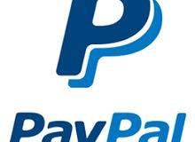 بطاقات باي بال بيبال و ماستركارد وكاش يو PayPal MasterCard Cash U