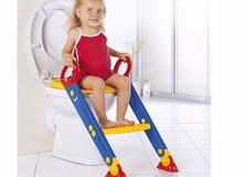 مقعد تدريب، مقعد حمام للاطفال