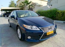 Blue Lexus ES 2013 for sale