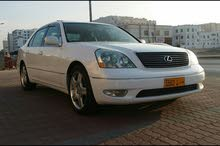 للبيع لكزس LS 430 موديل 2001