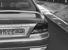 Used condition Mitsubishi Galant 2004 with +200,000 km mileage