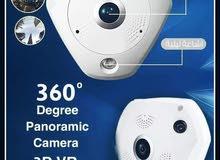 كاميرة بانوراما 360