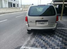 +200,000 km Chevrolet Uplander 2007 for sale