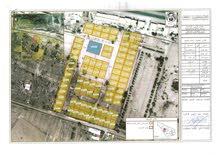 بمصفوت اراضي سكنية بتصريح ارضي +1 طابق علي طريق حتا عمان بسعر (94) الف شامل (مواطنين)