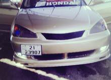 هوندا سيفك 2003 للبيع فقط