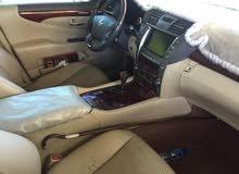 Gasoline Fuel/Power   Lexus LS 2007