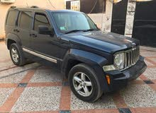 For sale Jeep Liberty car in Benghazi