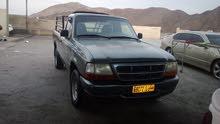 للبيع بيكب فورد رانجر 4 سلندر2500 cc جير عادي  مديل 98 تراي سنه عمان ولامارات تو
