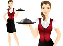 looking for female Philippines waiters