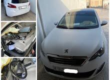 Peugeot 2015 full option