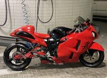 SUZUKI HAYABUSA 1300 cc