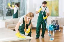 شركة الأخوة لخدمات التنظيف والتعقيم ومكافحة الافات