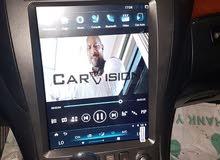 شاشات اندرويد بتصميم الوكاله لجميع السيارات وبحوده عاليه جدا