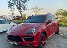 Special Porsche Cayenne GCC V8 Urgent sale (Traveling) Great Condition with all service history