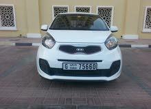 Kia Picanto Mid options 1.2 2015