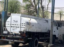 متسوبيشي كانتر 3 طن محوله الى تنكر ماء صهريج مياه