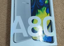 Samsung A80,brand new sealed pack,full one year Bin Hindi warranty remaining.