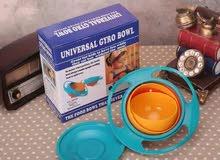الصحن السحري للاطفال طريقه الاستعمال الأكل لاينسكب