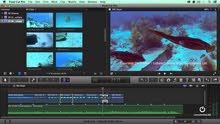 مونتاج وتصميم مقاطع فيديو