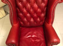 leather chair (the one brand)