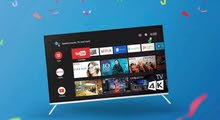 "Albadeel TV 43"" smart  android FHD"