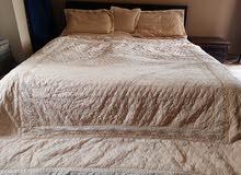 مفرش سرير كبير مكون من 5 قطع