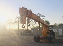 Escort Hydra Crane For Rent (14 Ton)