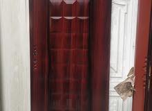 الأبواب الصينية الصناعة حديد +استيل بستحمل الشمس والمطر بتشتغل داخلي وخارجي