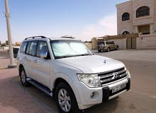 Mitsubishi Pajero 2010 (3.5 ) full options and full service from agency