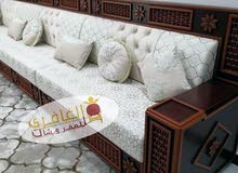 تفصيل جلسات خشبية،زان،ميرندي،MDF، بأداره عمانية،الرستاق