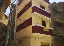 للبيع عماره بالمنصوره شارع بورسعيد