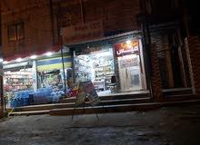 محل للايجار شارع المقاولين