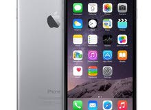 ابل ايفون 6 جديد 32 جيبي مغلف واصلي مع ضمان ابل استور