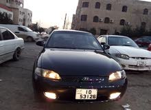 Hyundai Elantra 1996 For sale - Blue color