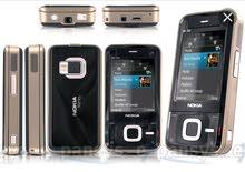 نوكيا N81  قيقا 8 داخليه وكاله مع شاحنه الاصلي