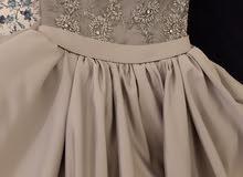 فستان سهرة تصميم خاص من تركيا خدمة يد