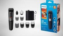 Philips Multigroom MG374ماكنة حلاقة للرجال 9 في 1 كفالة ي