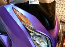 للبيع دراجه هوندا فورزا 0:12 حديث 2017 محرك 300 cc لون مميز بنفسجي طافي  ماشيه 3