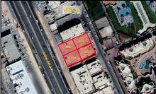 أرض للايجار-حي النفل - طريق الملك عبدالعزيز-الرياض