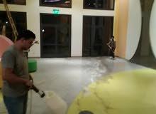 شركة متخصصة فى النظافة بعد التشطيبات