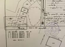 ارض للبيع 600م بولاية منح ( ابوصروج )