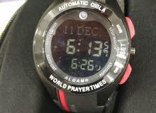ساعة الصلاة
