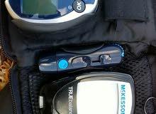 جهازين لقياس السكر بالدم شيك او كاش