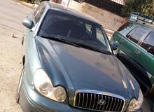 Automatic Turquoise Hyundai 2003 for sale