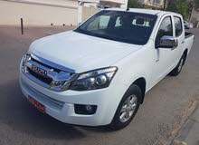 Gasoline Fuel/Power   Isuzu D-Max 2016