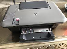 Printer deskjet HP 1050 - برينتر اتش بي الوان وابيض واسود بحالة الزيرو