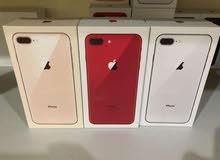 جديد مكفول سنة من تاريخ الشراءiPhone 8 Plus -4 و وجميع الالوان توصيل مجاني