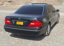 لكزس 430 موديل 2002 للبيع  فقط