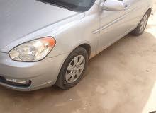 Hyundai Verna 2008 for sale in Tripoli