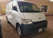 Manual White Daihatsu 2012 for sale